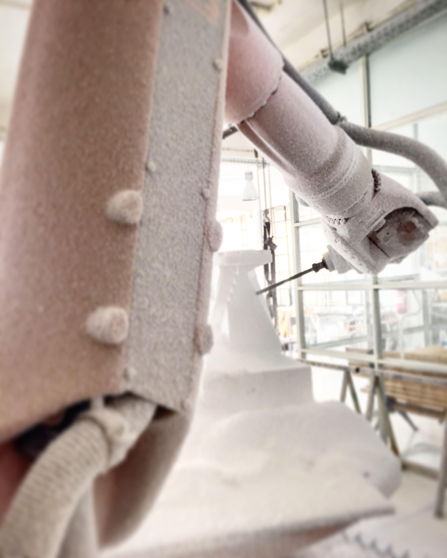 Robot arm • Bits To Atoms
